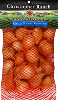 Christopher Ranch, Onion Pearl Tripack Conventional, 8 Ounce