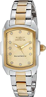 Invicta Women's 15844 Lupah Analog Display Quartz Two Tone Watch