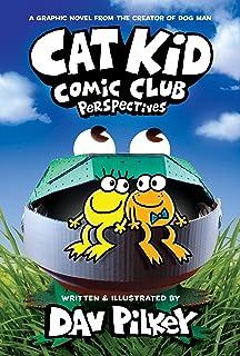 Cat Kid Comic Club #2: Perspectives
