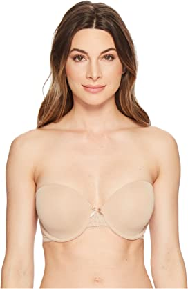 8267dea9a Wacoal Amazing Assets Strapless Push-Up Bra at Zappos.com