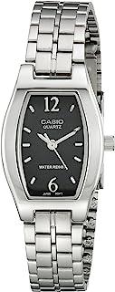 Casio Women 's ltp1254d-1a analógico clásico reloj de pulsera