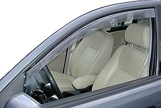 Window Visors Dark compatible with Alfa Romeo Giulietta 2010-