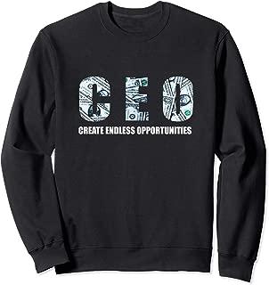 CEO,000,000 Success Growth Mindset Motivational Startup CEO Sweatshirt