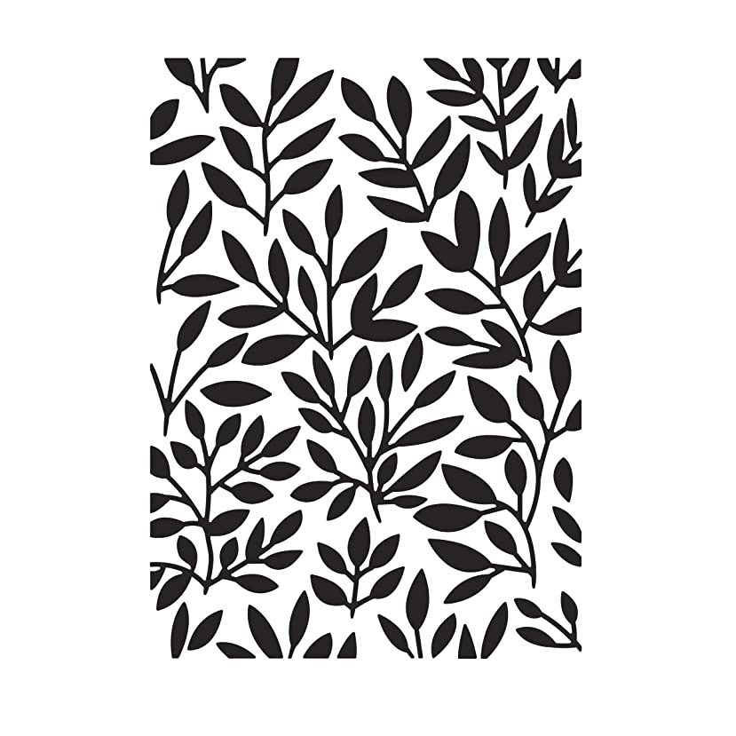 Darice Vine, 4.25 x 5.75 inches Embossing Folder, Clear