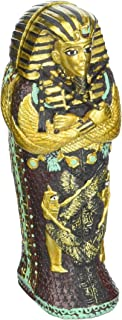 Sm. King Tut Coffin with Mummy Collectible Figurine