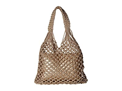 Sam Edelman Summer Hobo (Rose Gold) Handbags
