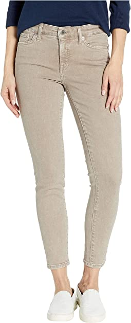 Ava Skinny Jeans in Putty