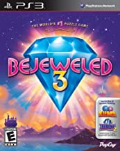 Bejeweled 3 (with Zuma & Feeding Frenzy 2) - Playstation 3