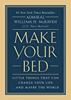 Cover image of Make Your Bed by William H. McRaven