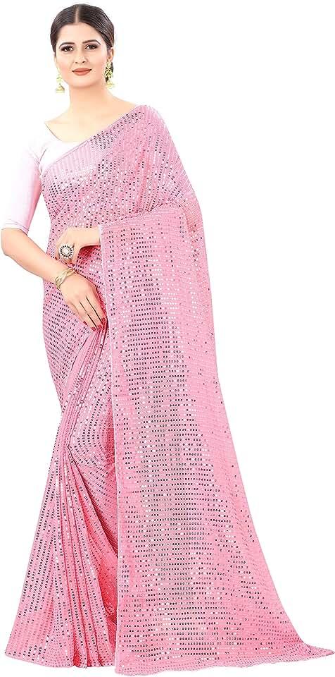 Indian Aspora Women Saree Saree