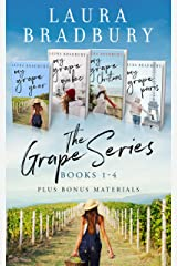 The Grape Series : Books 1-4 Plus Extra Material Kindle Edition