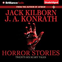 Horror Stories: Twenty Six Scary Tales