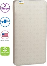 Amazon Com Sealy Premier Posture Dual Sided Crib Mattress 204 Coil