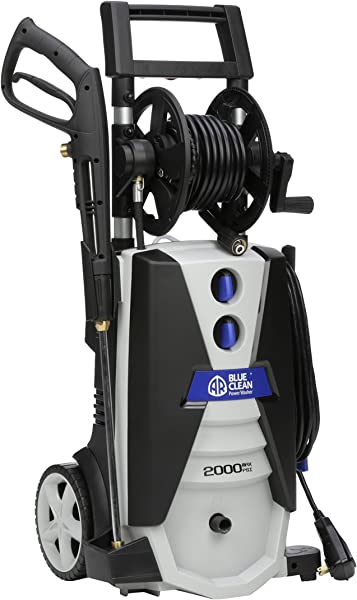 AR ANNOVI REVERBERI AR390SS Electric Pressure Washer Blue