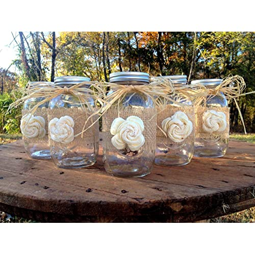Country Wedding Centerpieces Amazon