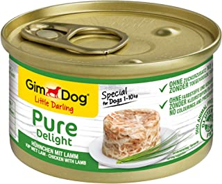 Gimborn Gimdog Little Darling Pure Delight Chicken With Lamb 85 gm