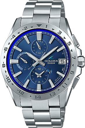 [カシオ]CASIO 腕時計 オシアナス CLASSIC LINE Bluetooth 搭載 電波ソーラー OCW-T3000-2AJF メンズ
