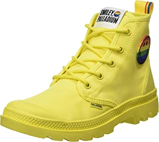 Palladium Pampa Pride Smiley, Bottine Mixte