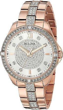 Bulova - Crystal - 98L229