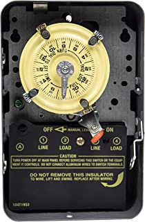 Intermatic WH40 Timer, 7.75 x 5 x 3 inches, Gray