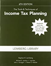 Tools & Techniques of Income Tax Planning 6th edition