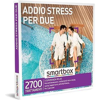 smartbox - Cofanetto Regalo - Addio Stress per Due - Idee ...