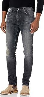 Nudie Unisex Lean Dean Black Arch Jeans