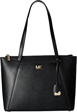 MICHAEL Michael Kors - Mott Tote Medium East/West Top Zip Tote