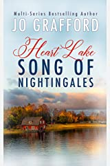 Song of Nightingales: A Sweet, Inspirational, Small Town, Romantic Suspense Series (Heart Lake Book 2) Kindle Edition