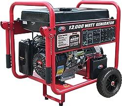 6.5 hp 100 amp gas generator welder