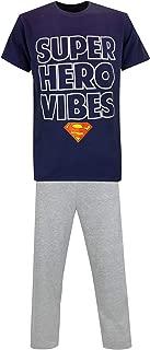 ladies superman pyjamas
