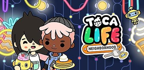 『Toca Life: Neighborhood』のトップ画像