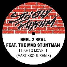 I Like to Move It (Mastiksoul Remix) - Single