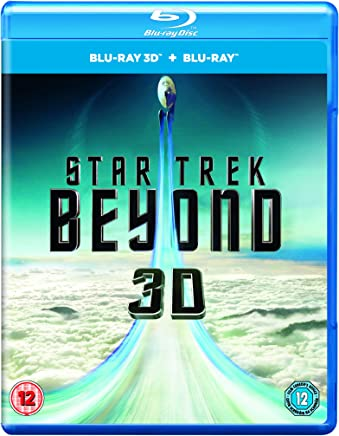 Star Trek Beyond [Regions 1,2,3] [Blu-ray]