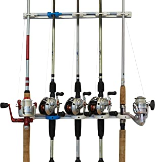 Raximus Adjustable Fishing Rod Rack - Modular Rod...