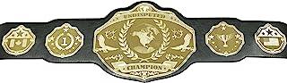 Universal Championship Belt - Custom Banners