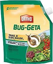 Ortho 475610 Bug-Geta Snail and Slug Killer, 6 Lb