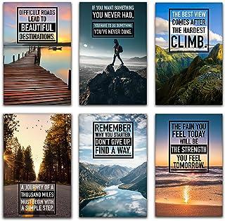 Motivational Wall Art - Inspirational Wall Art, Motivational Posters, Wall Art for Office, Motivational Posters For Offic...