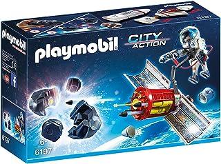 PLAYMOBIL City Action 6197 Niszczyciel meteorytów, od 6 lat