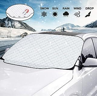 TOPLUS vindruteskydd för vindruta bil magnetiskt tigerskydd regnskydd vindruta regnskydd skydd för alla tillfällen