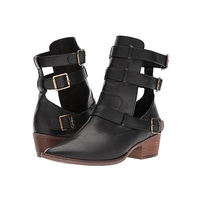 Cordani Sela (Black Leather) Women