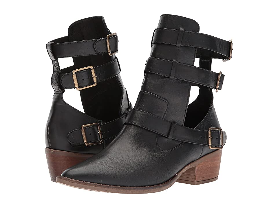 Cordani Sela (Black Leather) Women