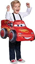 Disguise Lightning McQueen 3D Toddler Costume