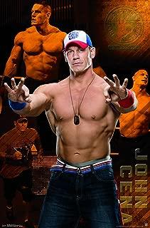 Trends International WWE - John Cena 16 Wall Poster, 22.375
