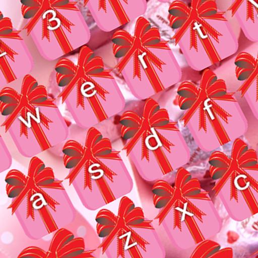 Pink Valentine Day tastiere