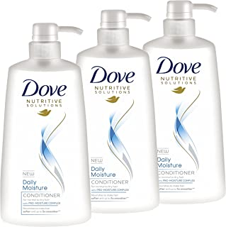 Dove Nutritive Solutions Conditioner Daily Moisture, 3 x 640ml