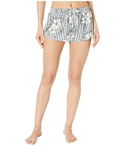 Volcom 2 So Tropical Shorts (White) Women