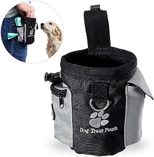 UEETEK Perro tratamiento de cintura bolsa bolso manos libre