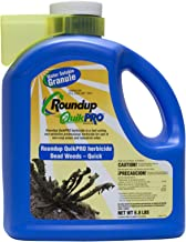Roundup Quickpro Dry Formula with Glyphosate and Diquat (2 Jugs)