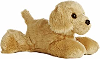 Aurora Mini Flopsie Golden Retriever, Multi-Colour, 8 In, AU31294